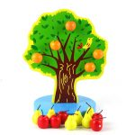 Fruit tree 25x14.7cm