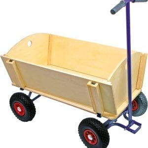 Handcart For Provisions