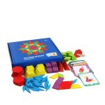 155 PCS Patterns by Cards Game