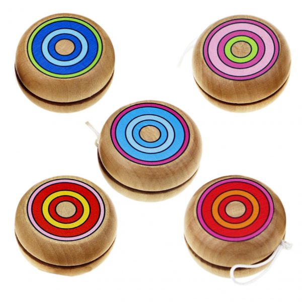 Wooden Yoyo Ball